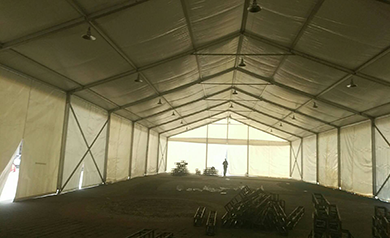 古田街道家具展览会篷房