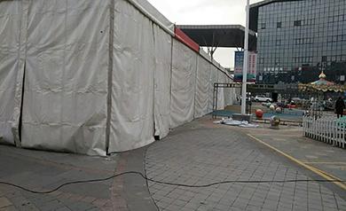 桥西区新石街道花木展览会篷房