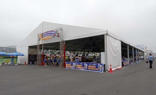 大型活动篷房的固定方式有哪几种
