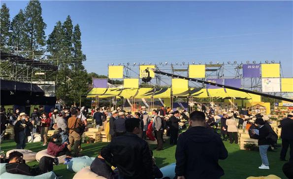 南京老山国际文化旅游节项目篷房