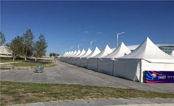 内蒙古名马展项目篷房