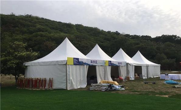 演练活动项目篷房